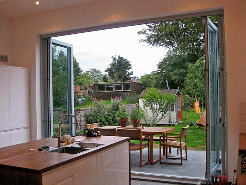 Folding Doors Hardwood Bifold Bi Folding Doors