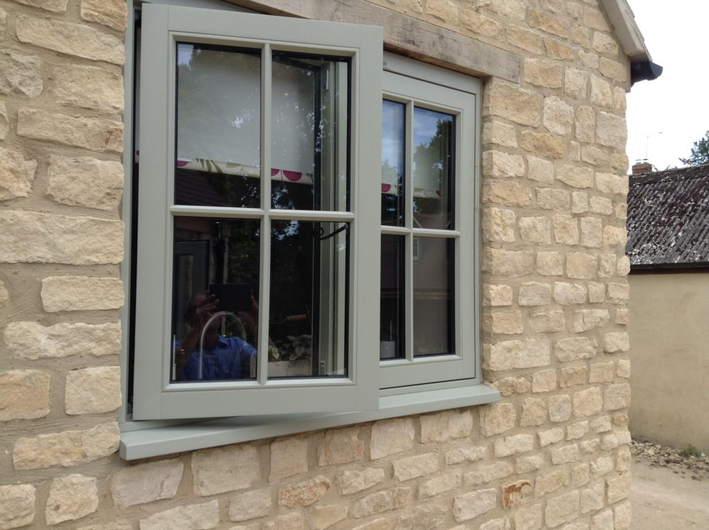Timber windows beautiful bespoke wooden timber windows for Wood doors with windows
