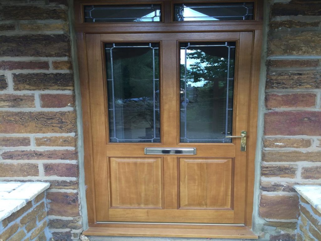 Oak french doors for Hardwood french doors