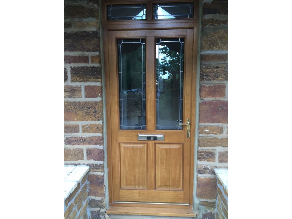 Doors Windows: External Oak Doors